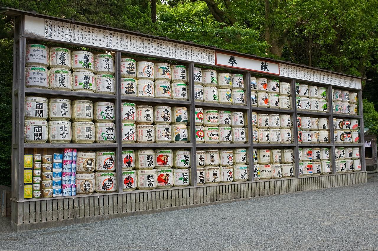 17 Tage mit Handgepäck durch Japan